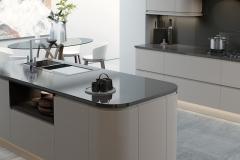modern-contemporary-strada-gloss-cashmere-kitchen-island-quadrant-cabinets