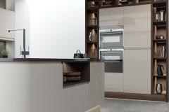 modern-contemporary-strada-gloss-cashmere-kitchen-open-shelving